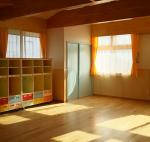 3歳児お部屋