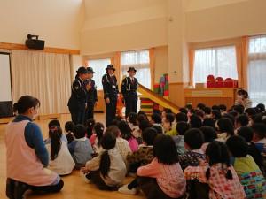 交通安全・防犯教室①