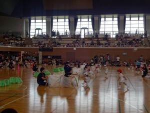 運動会③(年少)