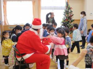 クリスマス会③