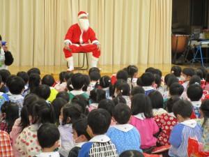 クリスマス会➀