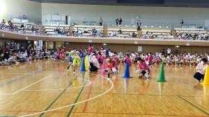 運動会⑪(5歳児クラス対抗リレー)