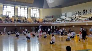 運動会⑧(3歳児親子競技)